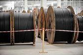 průmyslové kabelové bubny