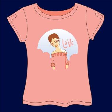 Women in Love T-shirt