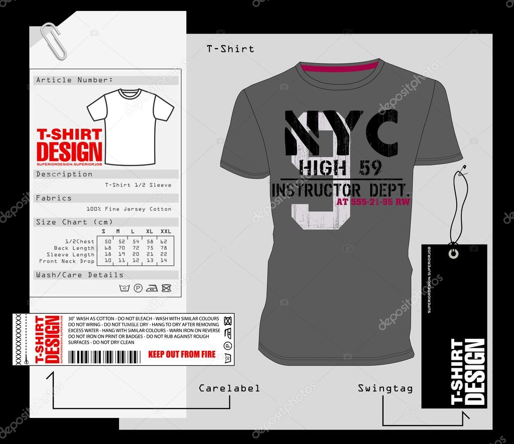 T Shirt Design Print Design Stock Vector Sekose 34265945