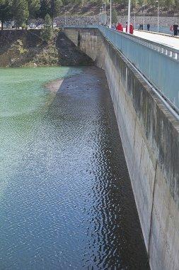 Reservoir of Iznajar, Cordoba province, Spain