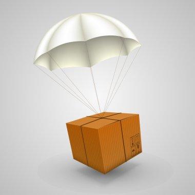 3d air parcel