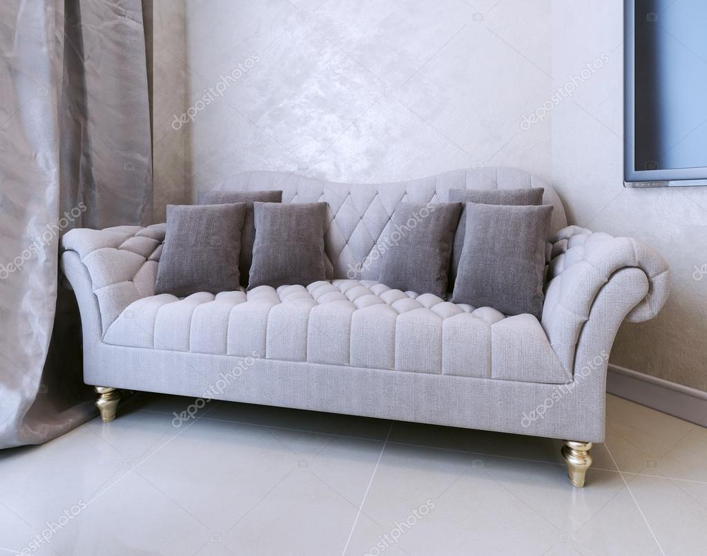 Lounge bereich art deco stil u stockfoto kuprin