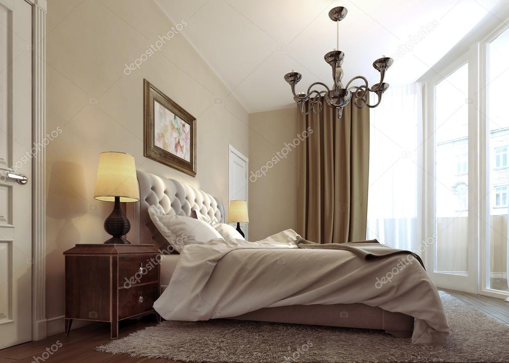 Camere Da Letto Art Deco : Camera da letto art deco u foto stock kuprin