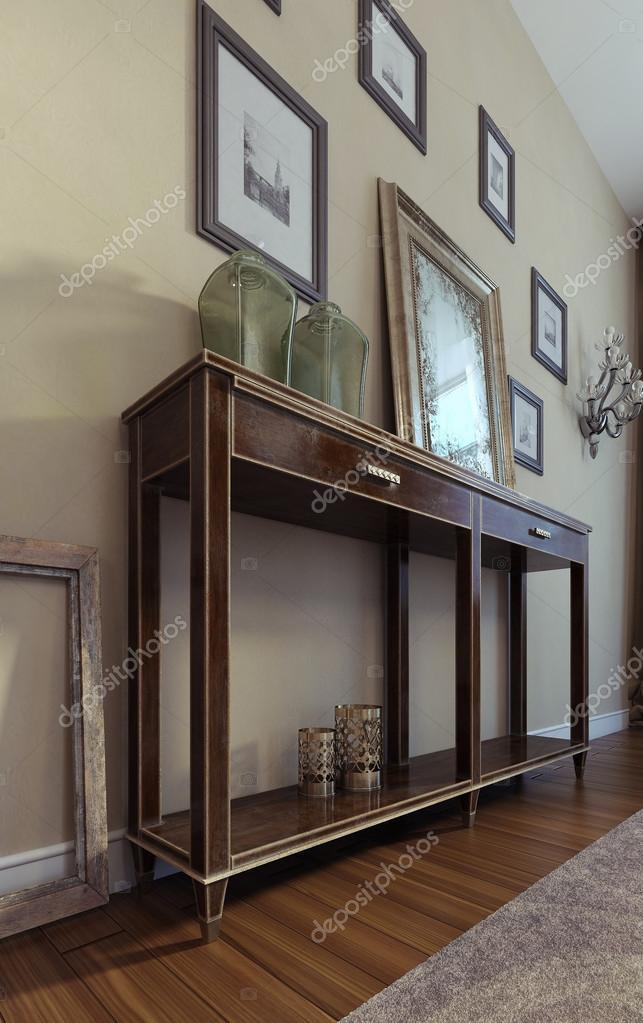 Luxus Wohnzimmer, Art Deco-Stil — Stockfoto © kuprin33 #49470313