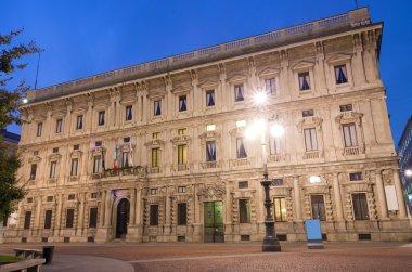 Palazzo Marino in Piazza della Scala,Milan