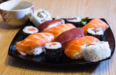 Sushi composition