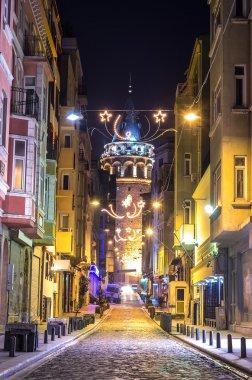 Galata Tower,Istanbul
