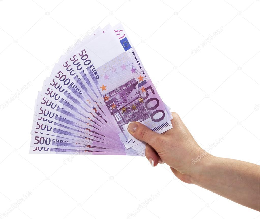 Billetes 500 euros foto de stock michalzak 34649579 for Schlafsofa 500 euro