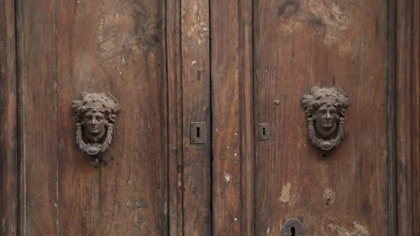 staré dveře do greenscreen (vzor 5)