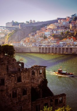 View of the Douro river