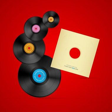 Vinyl Record Discs