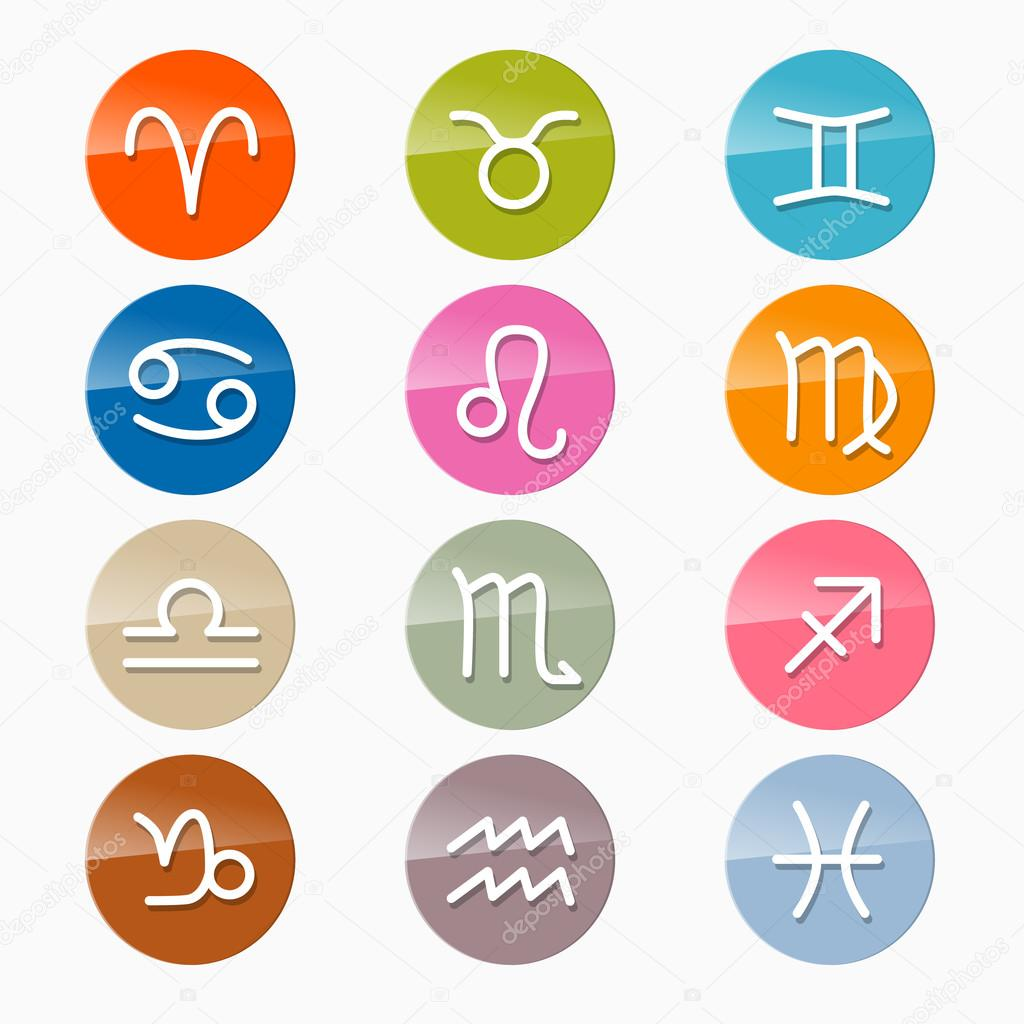 Гороскоп цвет по знакам зодиака