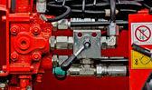 Fotografia controlli dellimpianto idraulico