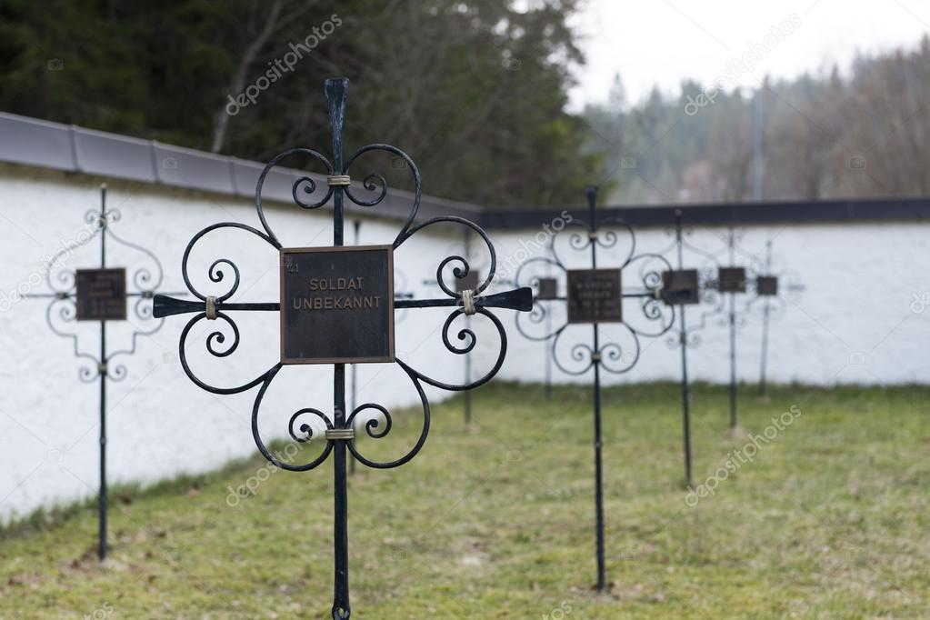 Cementerio Cruces Para Muertos