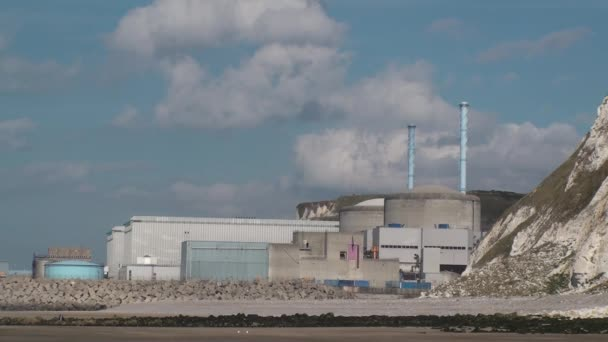 Power plant électronucléaire of Penly ( Seine-Maritime)