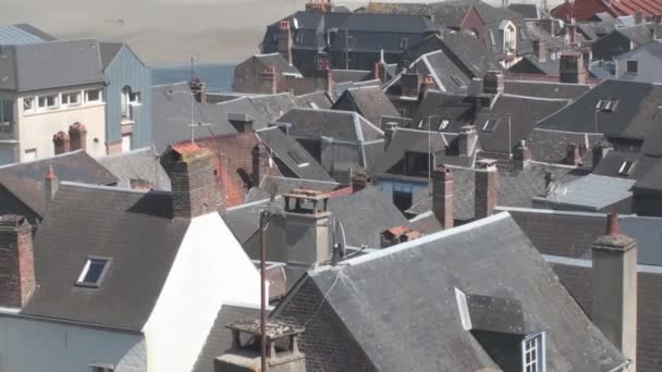 Střecha ze Saint Valéry Sur-Somme