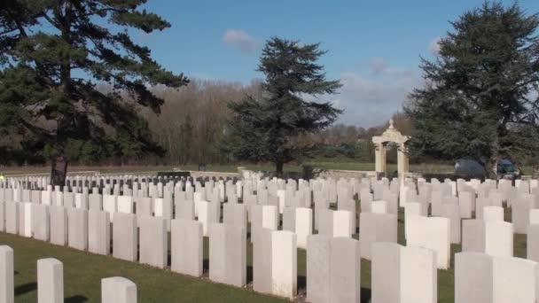 War 14-18. Chinese cemetery of Nolette, Noyelles-sur-Mer