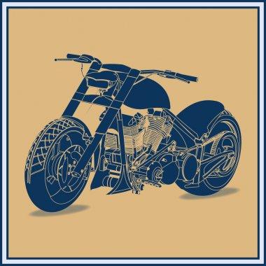 Road motorcycle
