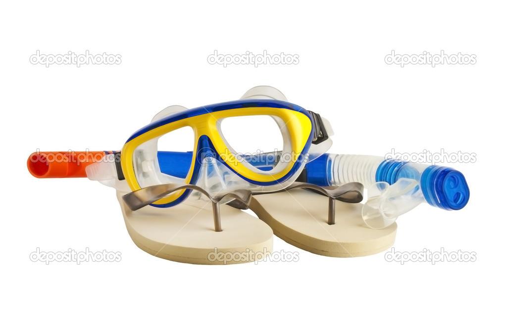 mask och snorkel