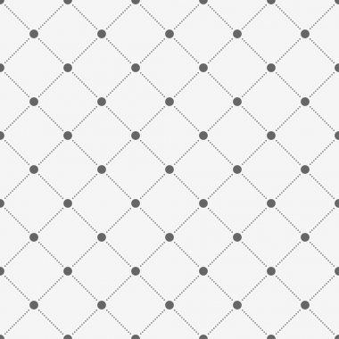 Simple pattern, vector seamless background