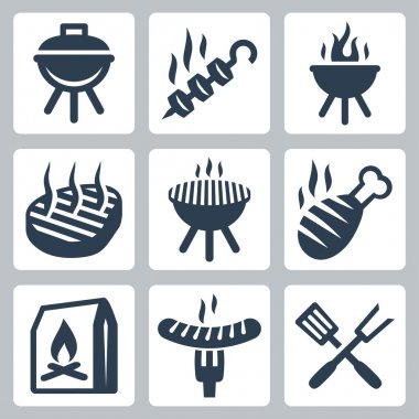 Grill and barbeque