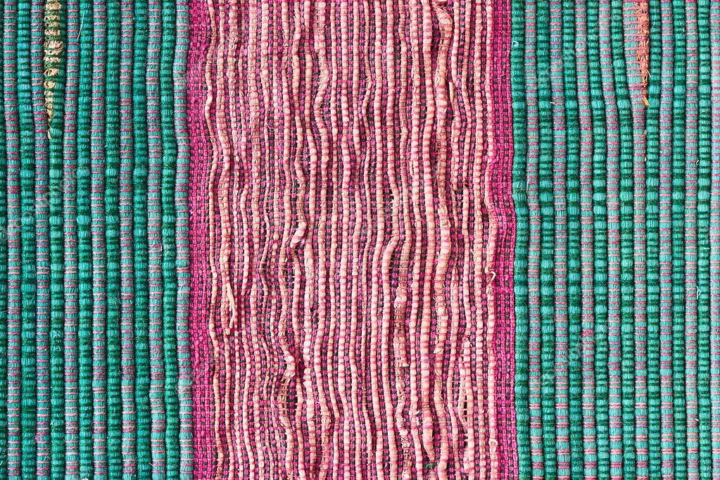 Cloth fabric and bamboo