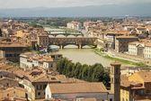 Ponte vecchio, Florencie, Itálie