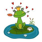 Žabí princezna
