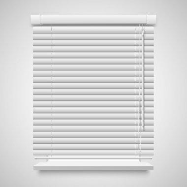 Closed shutter