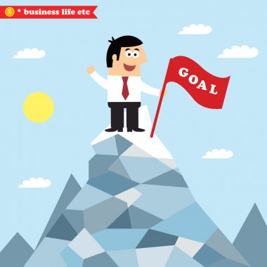 Business goal achievement
