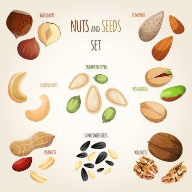 Nut mix set