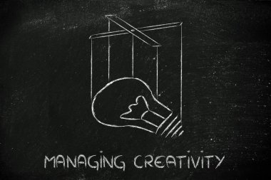 Knowledge or creativity management