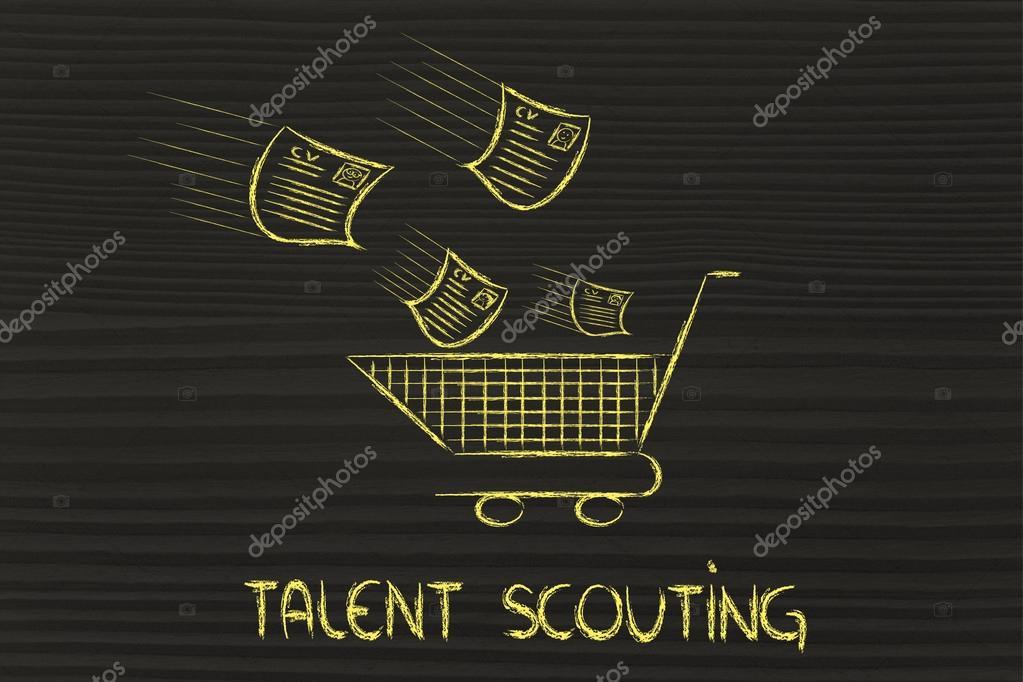 compras para as melhores habilidades  u2014 stock photo