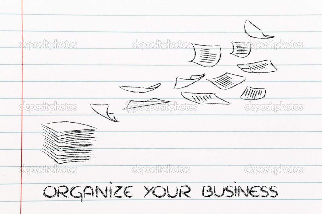 metáfora de la necesidad de planificación — Fotos de Stock © Faithie ...
