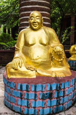 Statuette of Hotei (Buddha) in Thailand
