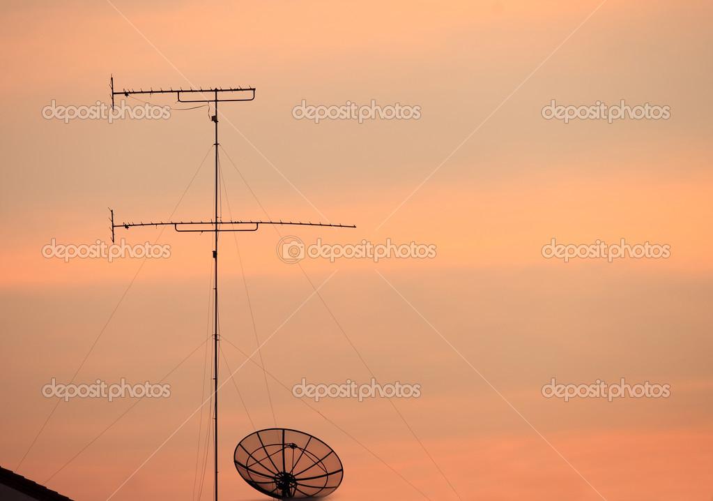 Home TV antennas