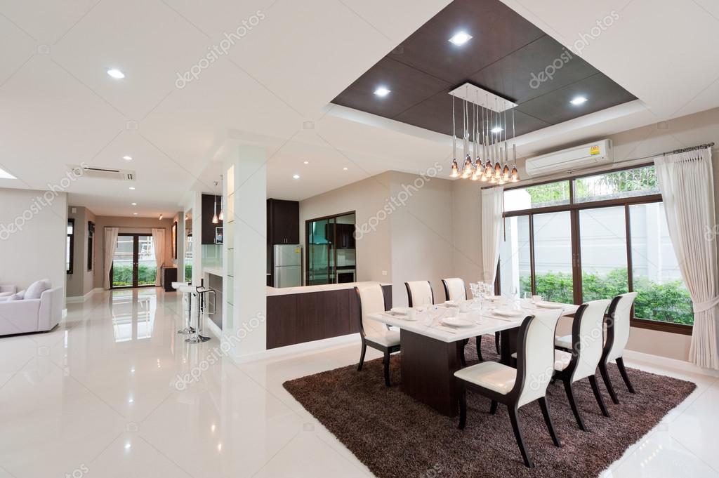 Sala Da Pranzo Moderna.Sala Da Pranzo Moderna Foto Stock C Detanan 44747351