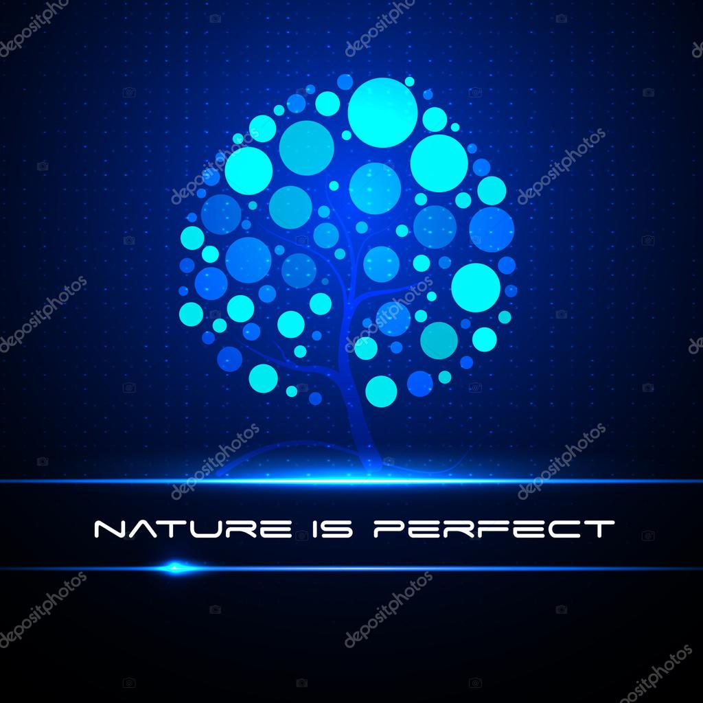Equalizer. Tree. Nature is perfect