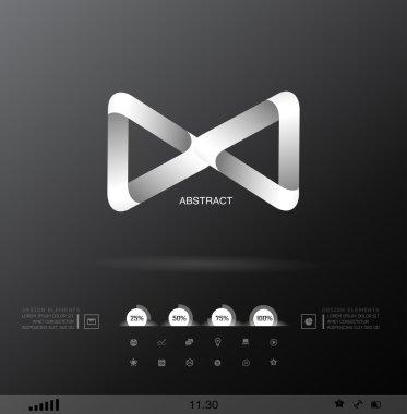 Vector icon, logo