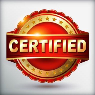 Certified guarantee golden label