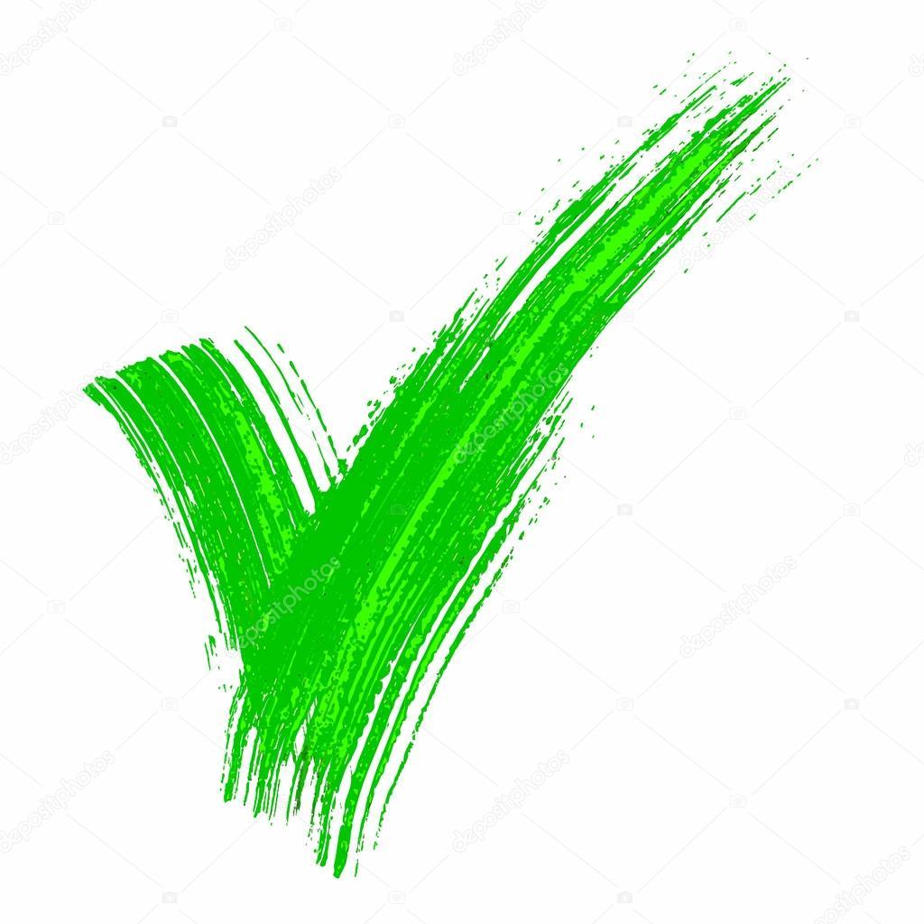 Green acrylic validation V icon ⬇ Vector Image by © GalaStudio | Vector  Stock 50707635