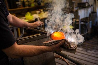 Glass manufacturing process