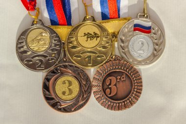 Award medal sport Olympiad