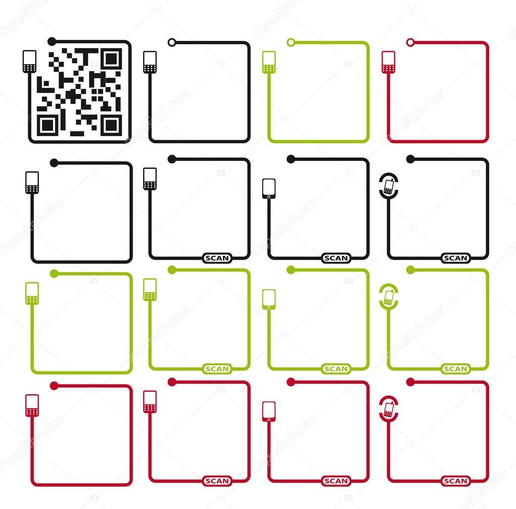 b53119b0e76 textura de código QR — Archivo Imágenes Vectoriales © EugenP #36073583