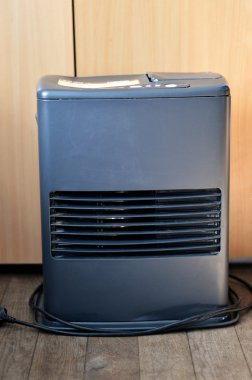 A petrol heater for the winther