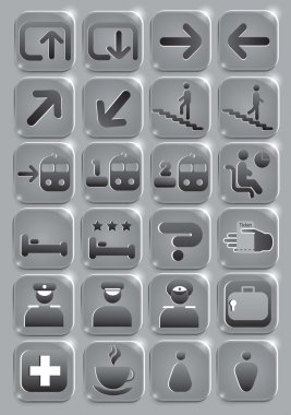 Icons for station