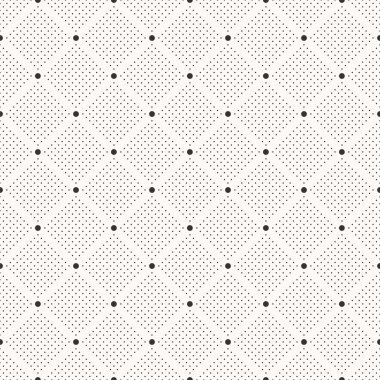 Seamless dots pattern. Polka dot print. Stylish vector texture clip art vector