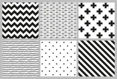 Scandinavian trend patterns