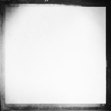 textured medium format filmstrip with grain textured and grunge