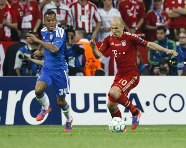 Bayern Munich vs. Chelsea FC UEFA Champions League Final